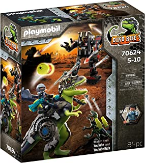 Playmobil Dino Rise T-Rex: Battle of The Giants