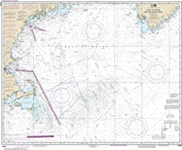 NOAA Chart 13009 Gulf of Maine and Georges Bank: 35.71