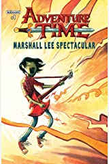 Adventure Time Marshall Lee Spectacular Kindle Edition