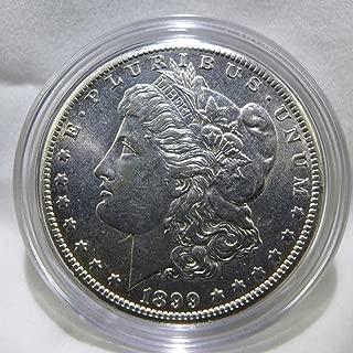 1899 silver dollar o