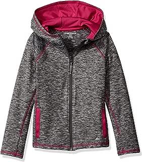 Girls' Full-Zip Active Jacket