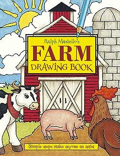 Ralph Masiello's Farm Drawing Book (Ralph Masiello's Drawing Books)