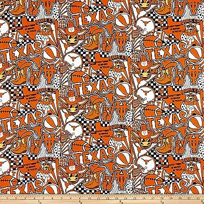 Sykel Enterprises NCAA Ohio State Pop Art Cotton Multi Fabric by the Yard