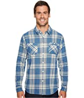 Quiksilver Waterman - Moon Tides Long Sleeve Flannel Shirt