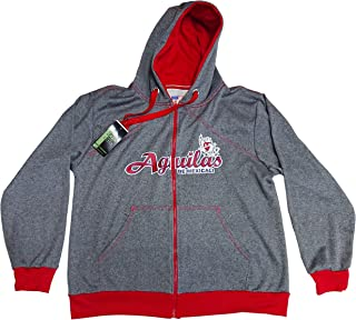 Aguilas de Mexicali Warm Hoodie Zip Up Sweater