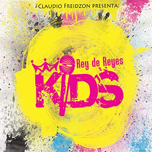 One Way (Jesús Es El Camino) by Rey de Reyes Kids on Amazon Music ...