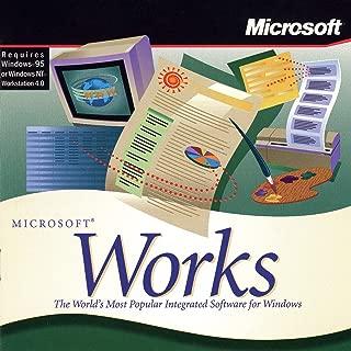 microsoft works 4.5 a