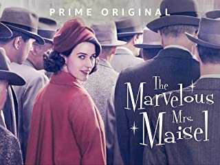 Best The Marvelous Mrs. Maisel - Season 1 Reviews