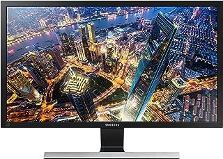 "Monitor, Samsung, U28E590D, Ultra HD 4K Preto com Base Metálica, 28"""
