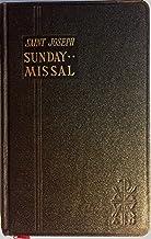 Saint Joseph Sunday Missal (Large Type)