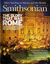 THE GLORY THAT WAS ROME SMITHSONIAN OCTOBER 2005 THE DEAD SEA ANDREW JACKSON MATISSE AND MORE!