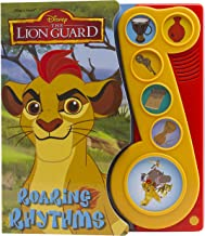 Disney - The Lion Guard Little Music Note Sound Book - PI Kids