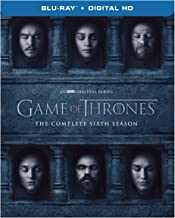 game of thrones season six blu ray