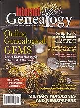 Internet Genealogy Magazine December/Janaury 2018