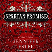Spartan Promise: Mythos Academy Spinoff Series, Book 2
