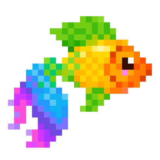 Pixel Tap: Color by Nu