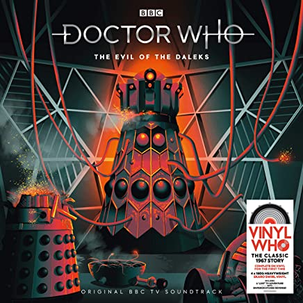 The Evil Of The Daleks (Exclusive Editon)