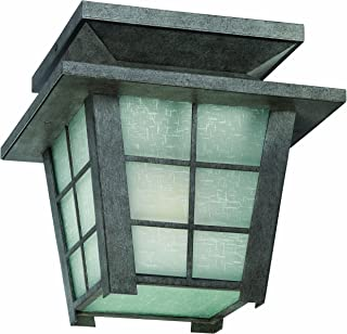 Philips Forecast 190124793 Shoji Outdoor Ceiling Light, Roma Silver