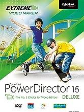 cyberlink powerdirector 15 deluxe