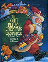 Night Before Christmas Coloring Book, The