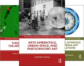 Routledge Advances in Art and Visual Studies (14 Book Series)