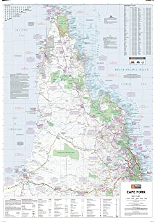 Cape York Supermap - 39.75