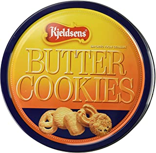 Kjeldsens Danish Butter Cookies 1lb.