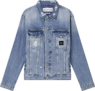 Calvin Klein Jeans Kurtka dżinsowa Meżczyzni CLASSIC 90S DENIM JACKET