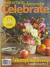 Entertain Decorate Celebrate Magazine September/October 2013