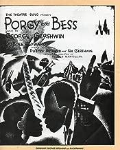 Summertime (from Porgy and Bess) - P/V/G Sheet Music
