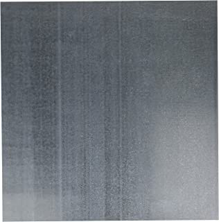 M-D Hobby & Craft Galvanized Steel Sheet