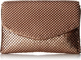Womens Brooklyn Flap Clutch