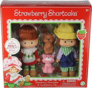 The Bridge Direct Strawberry Shortcake & Huckleberry Pie Doll