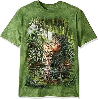 Mountain Enchanted Tiger T Shirt Medium