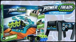 Extreme Takeover Pack WowWee Power Treads 70+ Pieces Deluxe Set Exclusive - FFP Packaging All-Surface Toy Vehicles