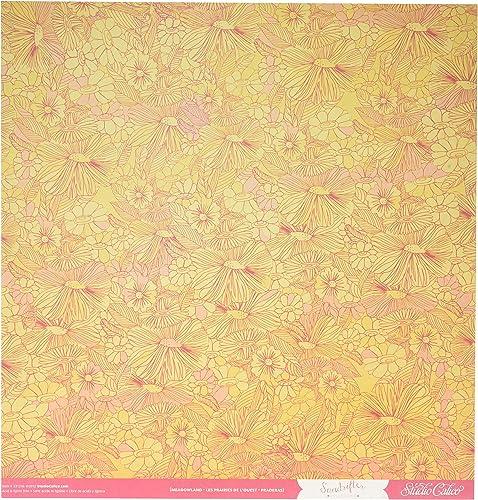 Venta en línea de descuento de fábrica American Crafts Sundrifter Double-Sided Cardstock 12 x12 x12 x12 -meadowland 25por Paquete  promocionales de incentivo