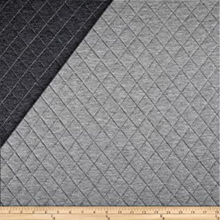 Best quilted knit fabric by the yard Reviews