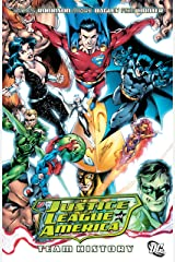 Justice League of America (2006-2011): Team History Kindle Edition