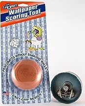 WP Chomp Wallpaper Scorer Remover Tool: With Hardened Steel Wheels 52014