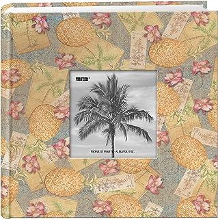 Travel Designer Photo Album, Tropical Drinks 4 x 6 Inch DA-200TRP/PT