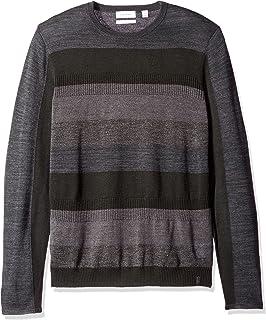 Calvin Klein Men's Merino Sweater Crew Neck