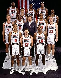 1992 Olympics Basketball Dream Team - Michael Jordan 11 x 14 * 11X14 GLOSSY Photo Picture