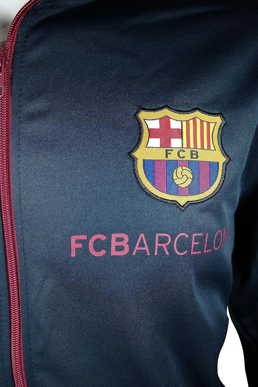 HKY FC Barcelona Men Official License Soccer Jacket Soocer Football 012
