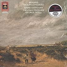 Brahms: Violin Concerto (LP)