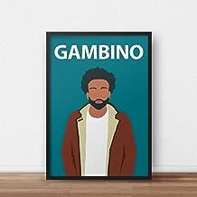 Childish Gambino/Donald Glover Poster Print - Artwork - Inspirational - Fanart