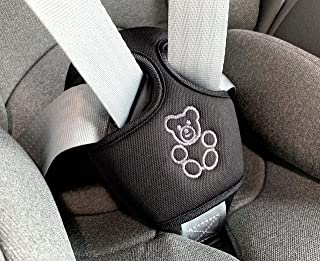 Anti Escape Buckle Cover Crotch Cushion Comfortable Pad Compatible with Car Seat