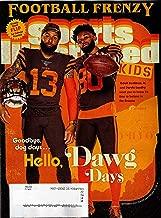 Sports Illustrated Kids Magazine (September, 2019) ODELL BECKHAM Jr. & JARVIS LANDRY Cover, SAM EHLINGER Texas QB