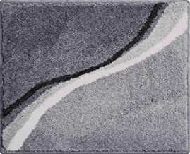 Grund Bath Mat, Ultra Soft and Absorbent, Anti Slip, 5 Years Warranty, Luca, Small Mat 50x60 cm, Grey