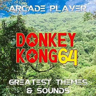 donkey kong mp3 sounds