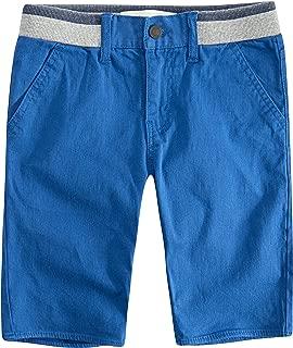 Levi's Boys' Slim Fit Chino Shorts